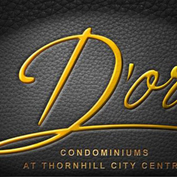 Dor Condos Thornhill Logo top richmond hill