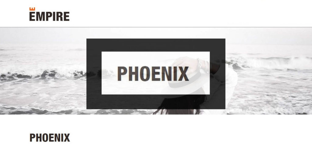 Empire phoenix etobicock vip sale