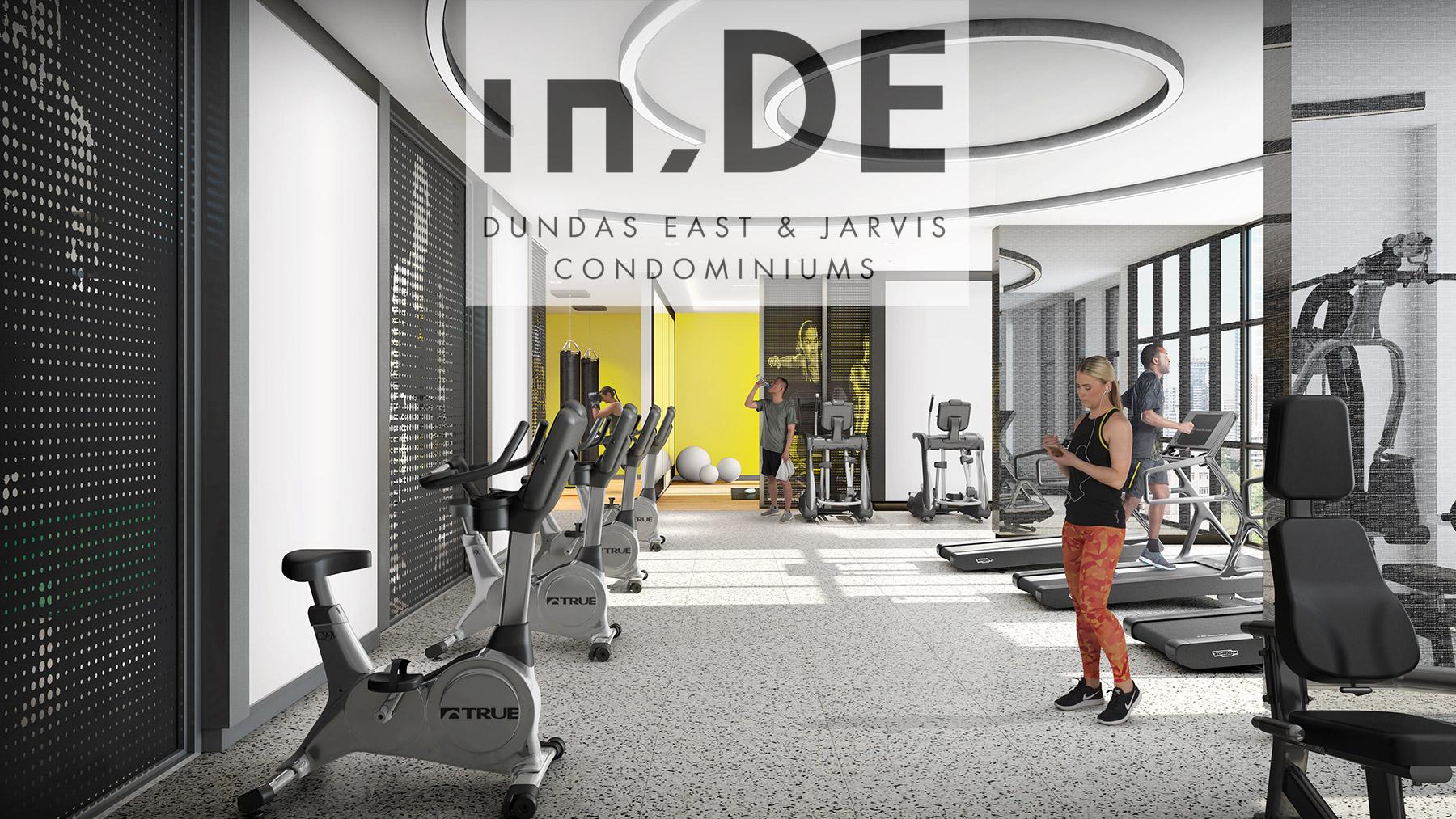 In De Condos Dundas Floor Plans VIP Sale