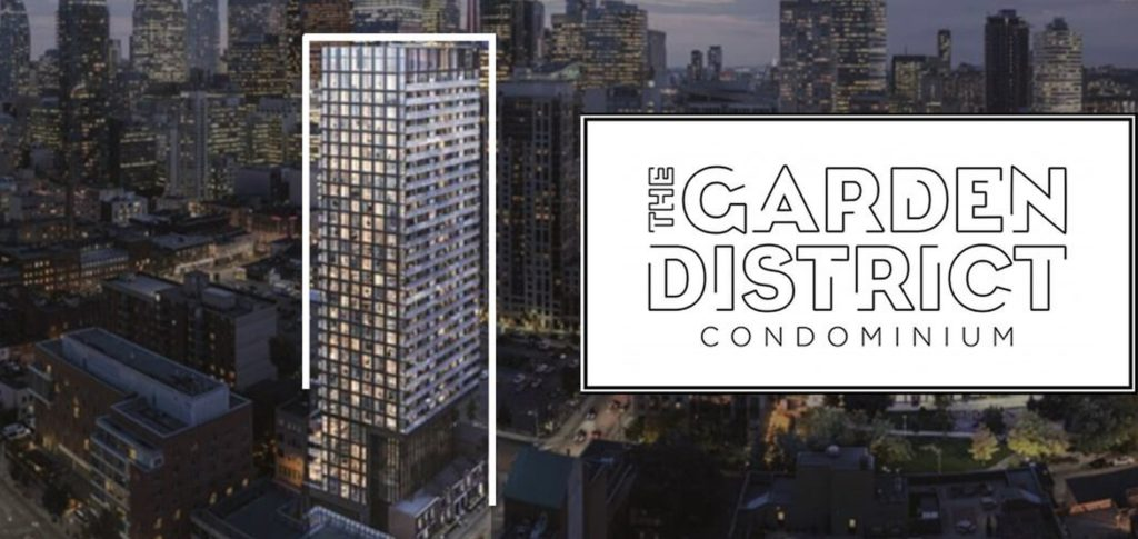 The Garden District Condos VIP Sale