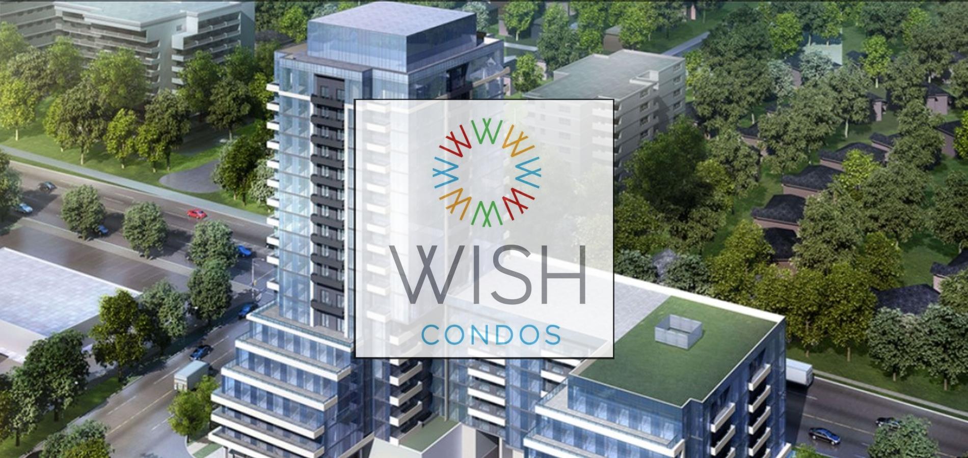Wish condos Scarborough New Condos
