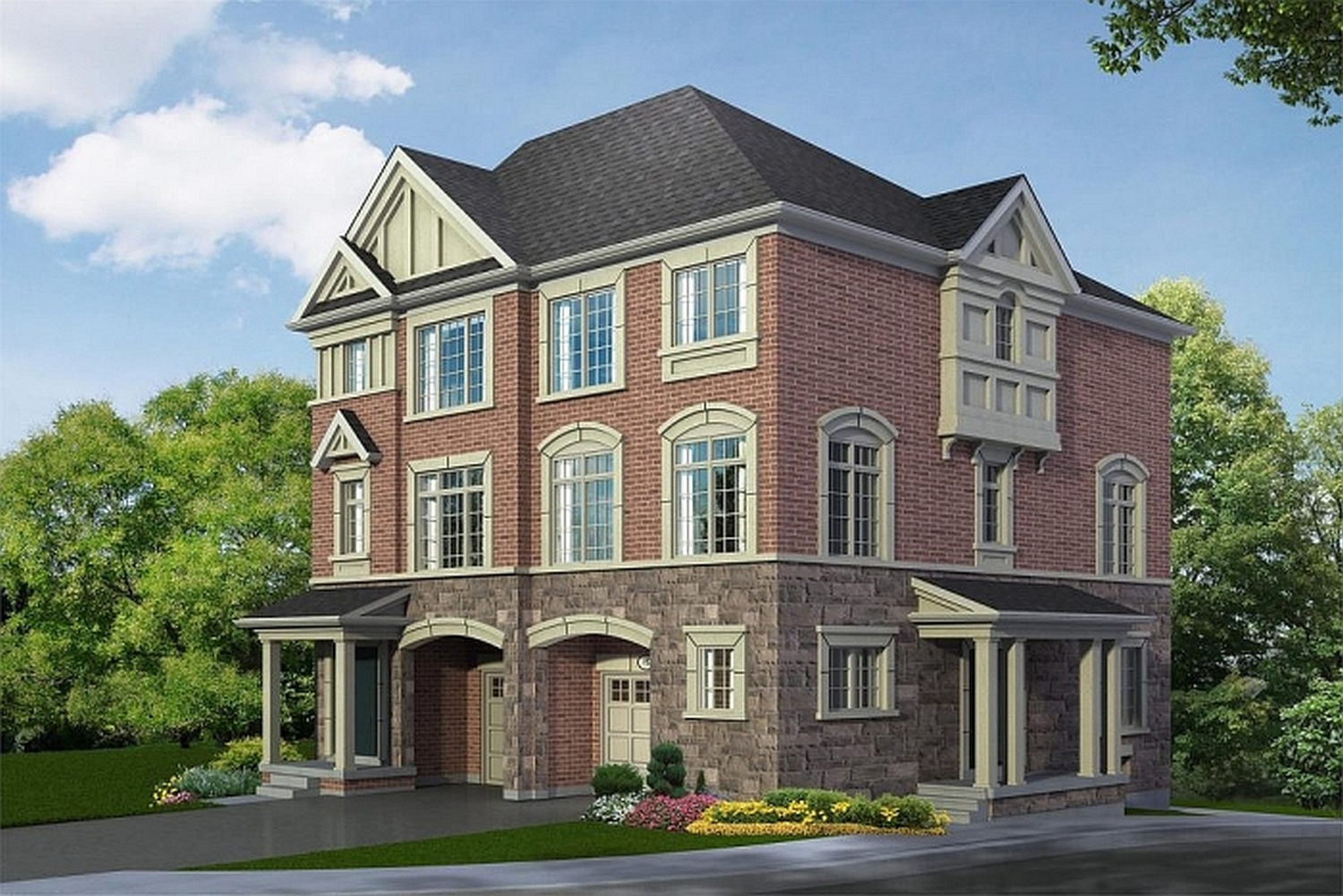 Ajax townhome vip sale offers