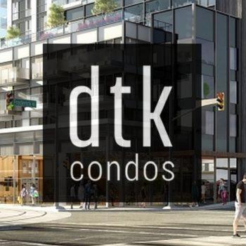 DTK Condos Kitchener vip sale