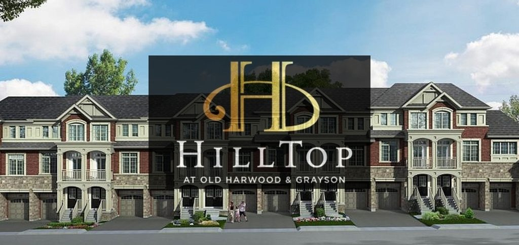 Hilltop towns vip sale Ajax