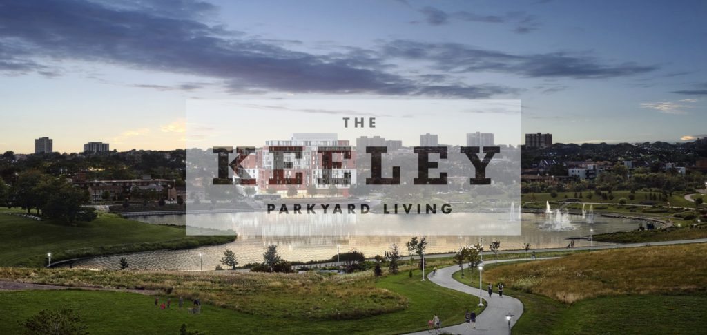 Keeley condos vip sales