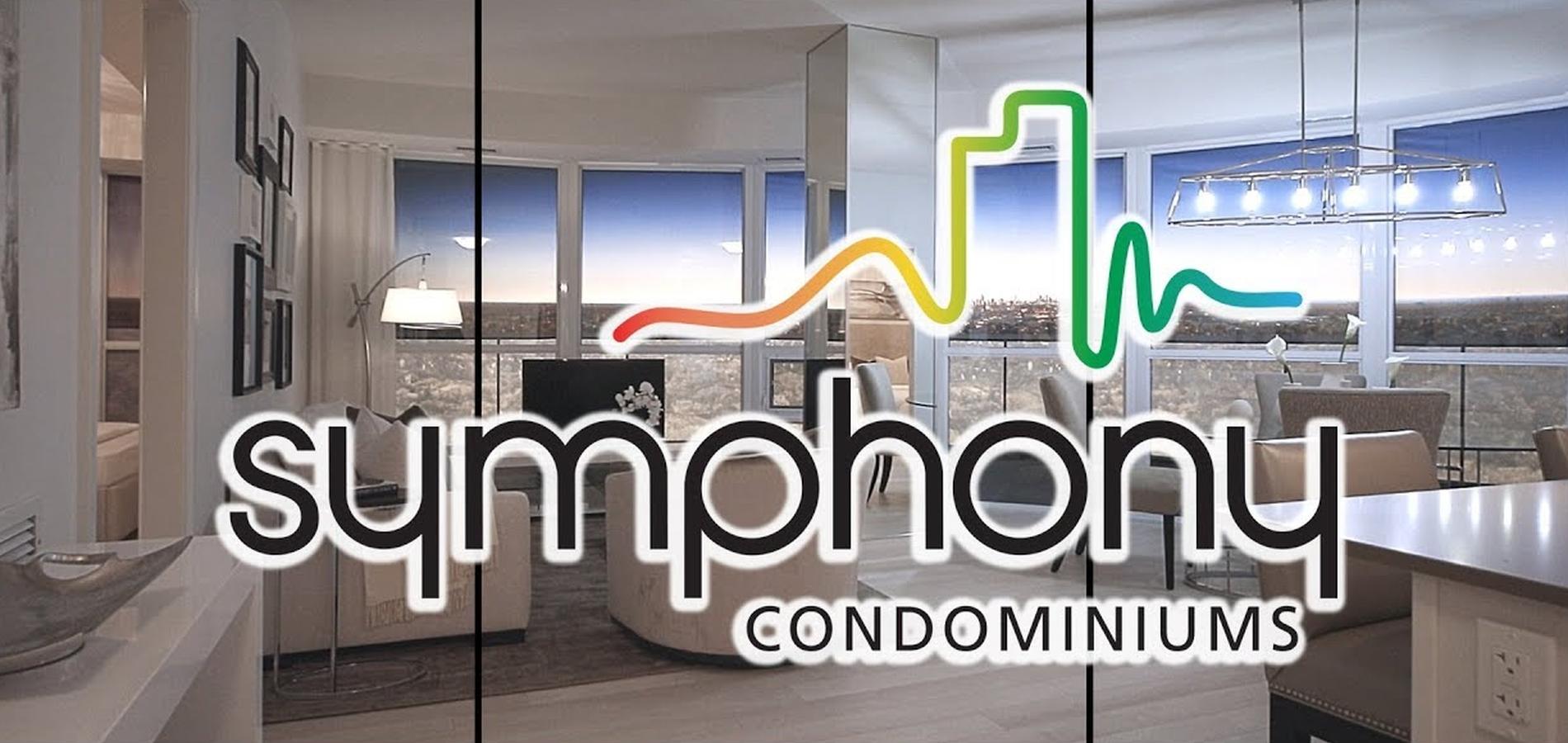 SYMPHONY CONDOS BRAMPTON floor plan