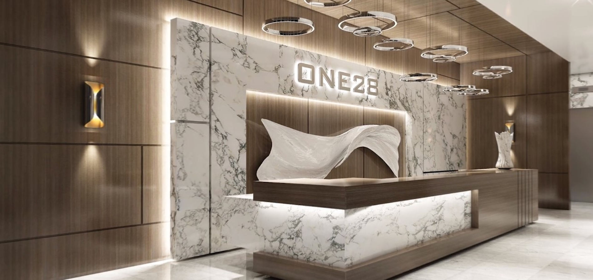 ONE28   Waterloo Condos   King St  N    University Ave   Laurier