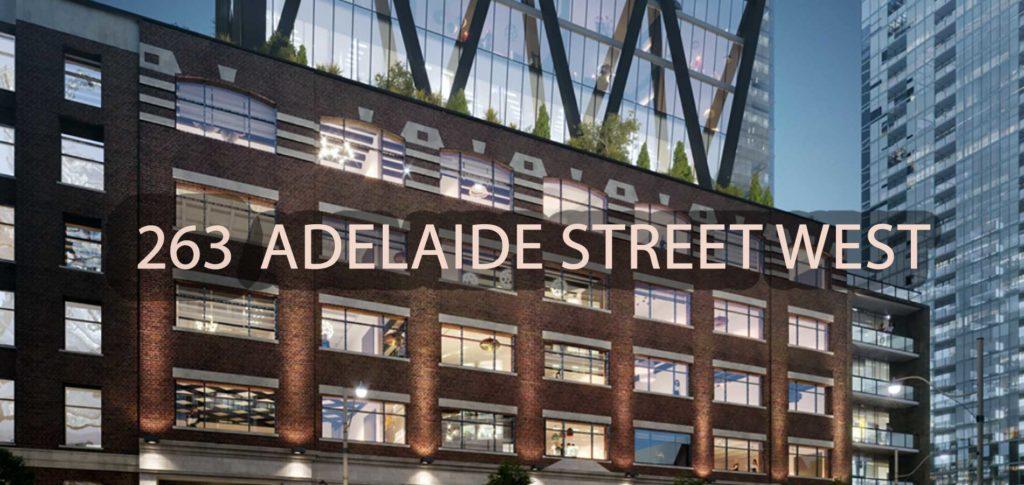 263 ADELAIDE STREET WEST