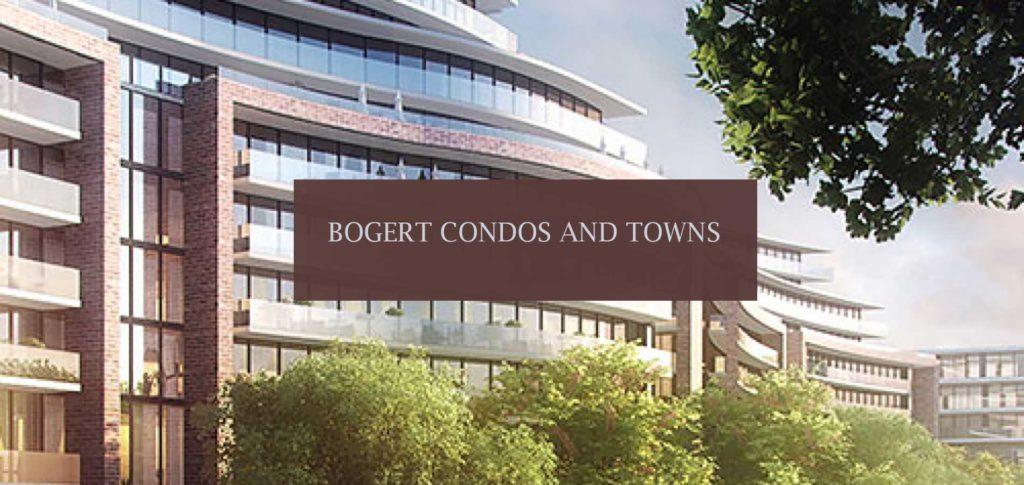 BOGERT CONDOS TOWNS