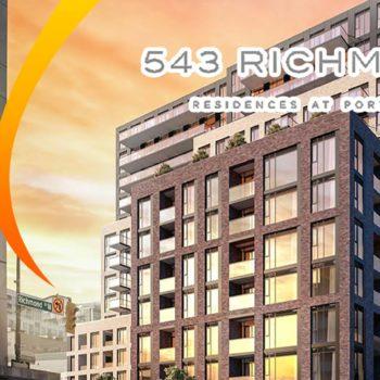 543 Richmond Condo ARSHAD HUSSAIN