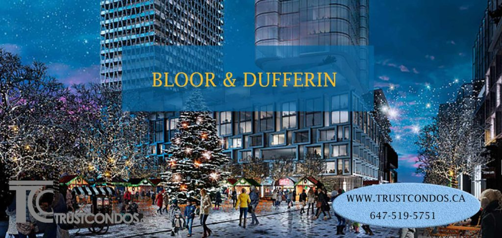 BLOOR DUFFERIN CONDOS FOR SALE
