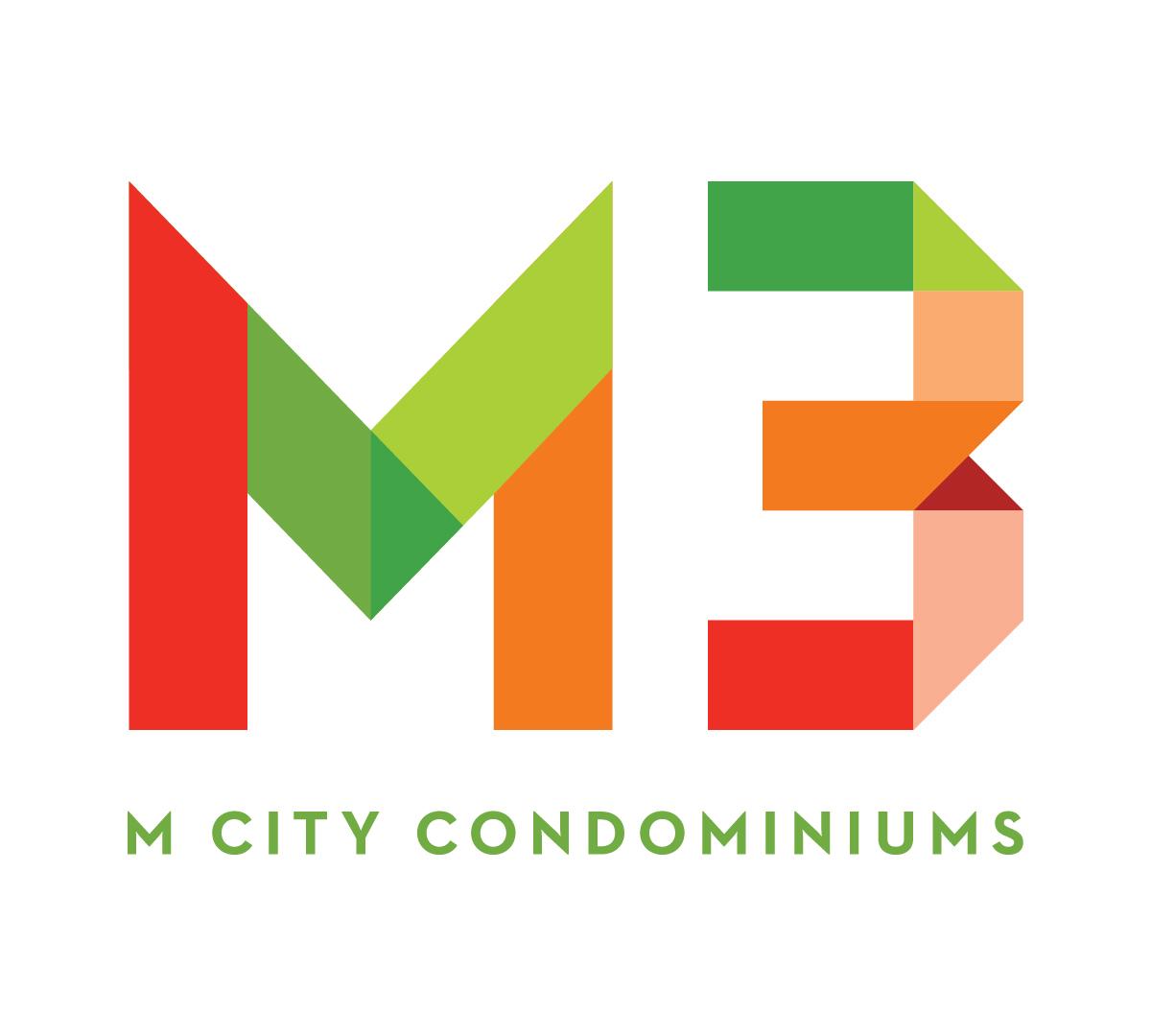 M CITY LOGO