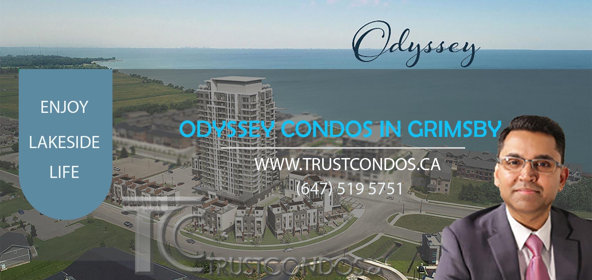 Odyssey condos Arshad