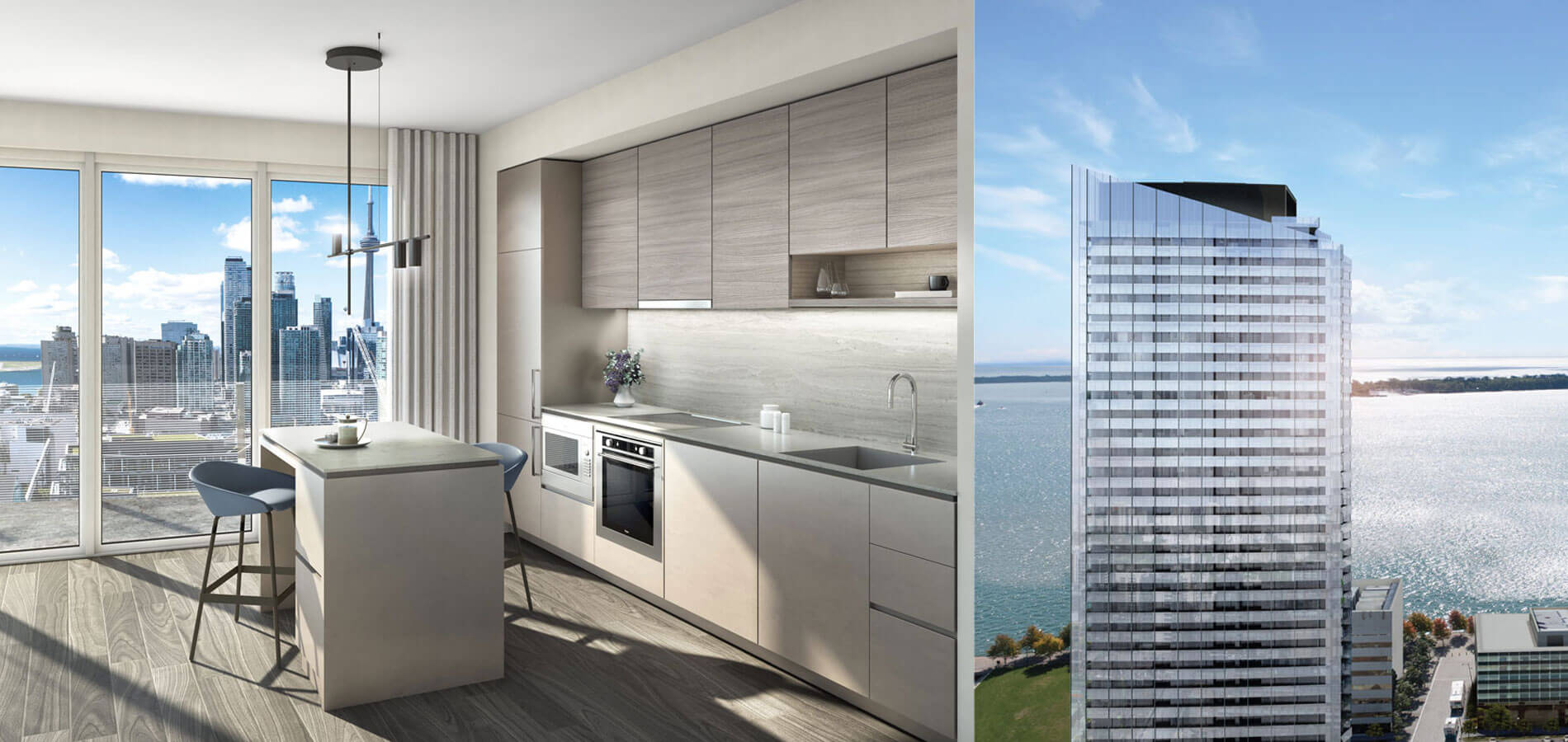 Lake Suites Tower Living