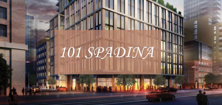 101 Spadina Ccondos