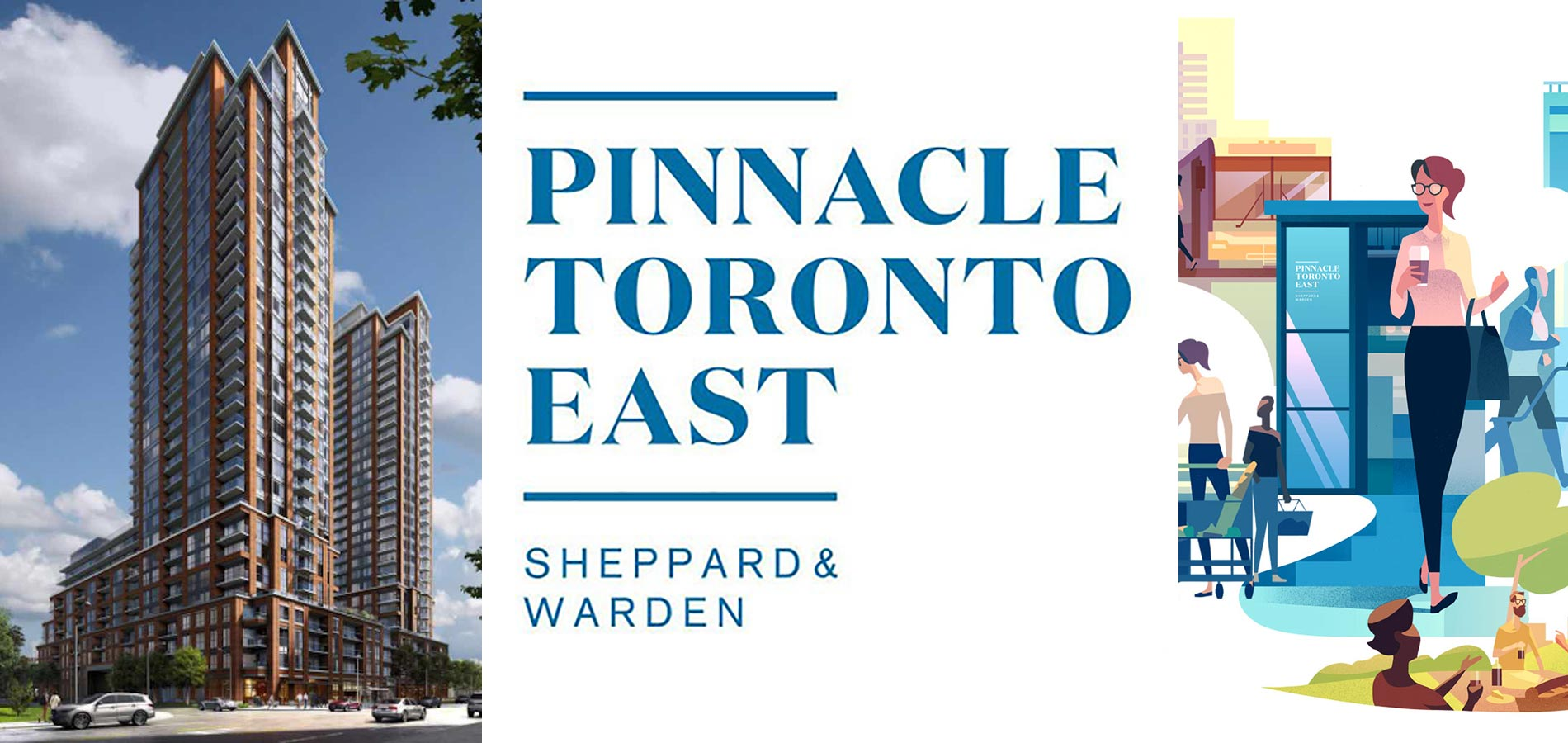 Pinnacle Toronto East Condos