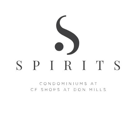 Spirit Condos floor plans