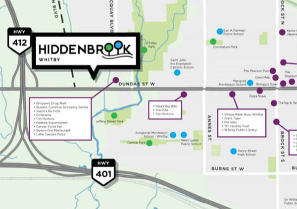 HiddenBrook Homes Whitby