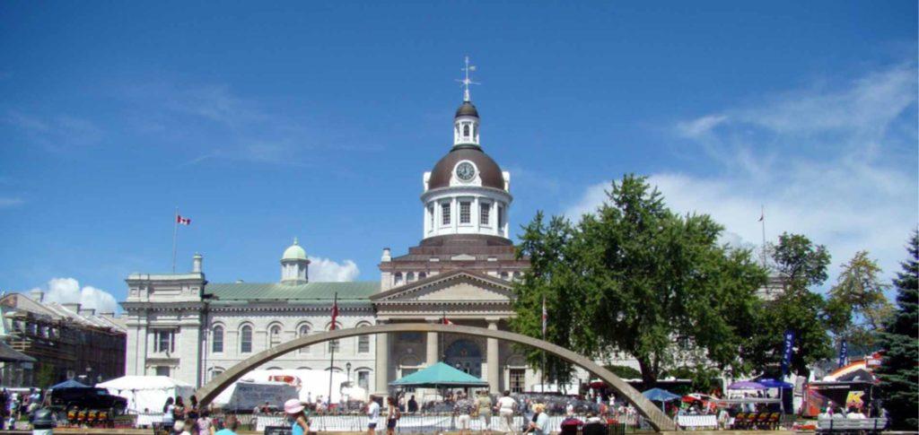 City Hall Kingston
