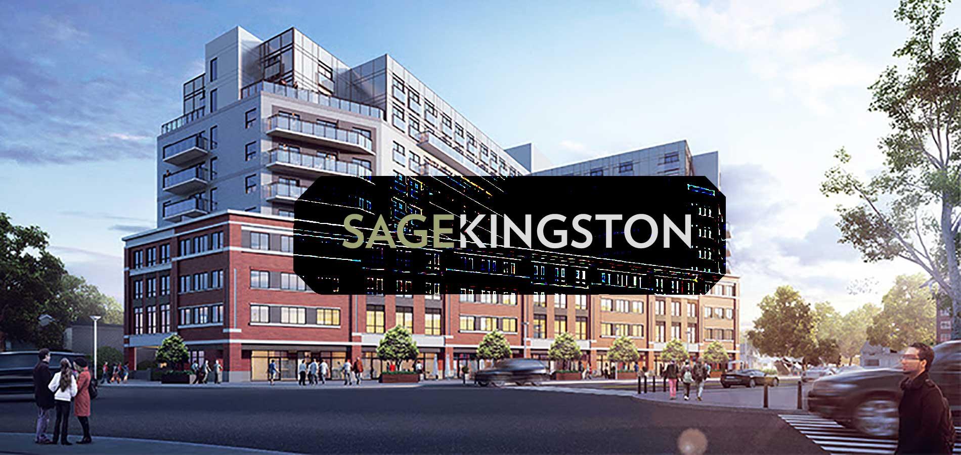 Sage Kingston condos