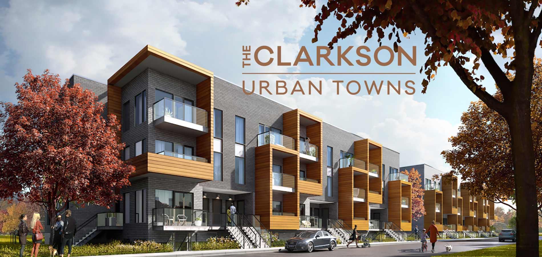 TOWNHOUSES CLARKSON VILLAGE