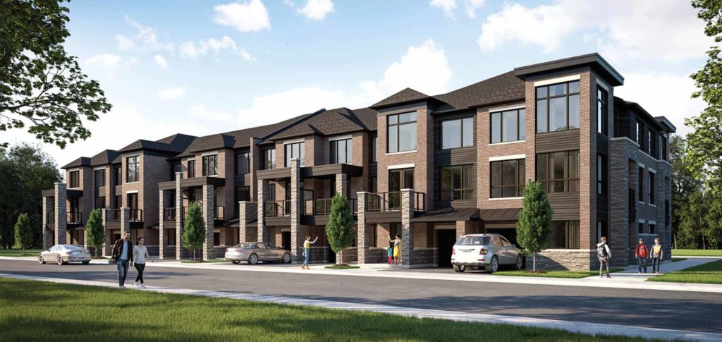 URBAN NORTH TOWNHOMES IN BARRIE