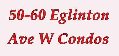 50-60 EGLINTON AV W CONDOS