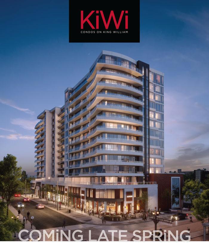 Kiwi Condos In Hamilton