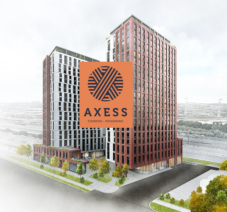 axess condos pickering