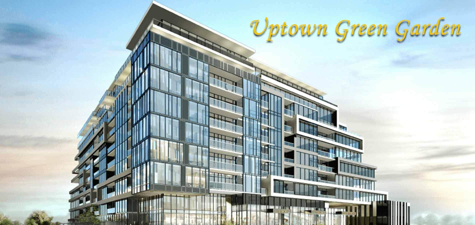 Uptown Green Garden Condos