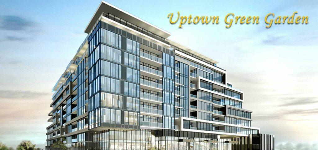 Uptown Green Garden
