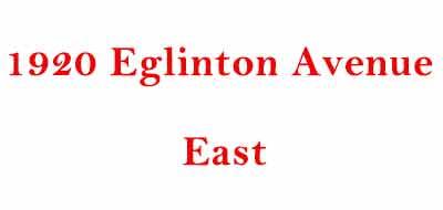 1920 Eglinton Avenue East