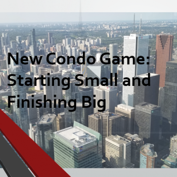 New Condos Investment