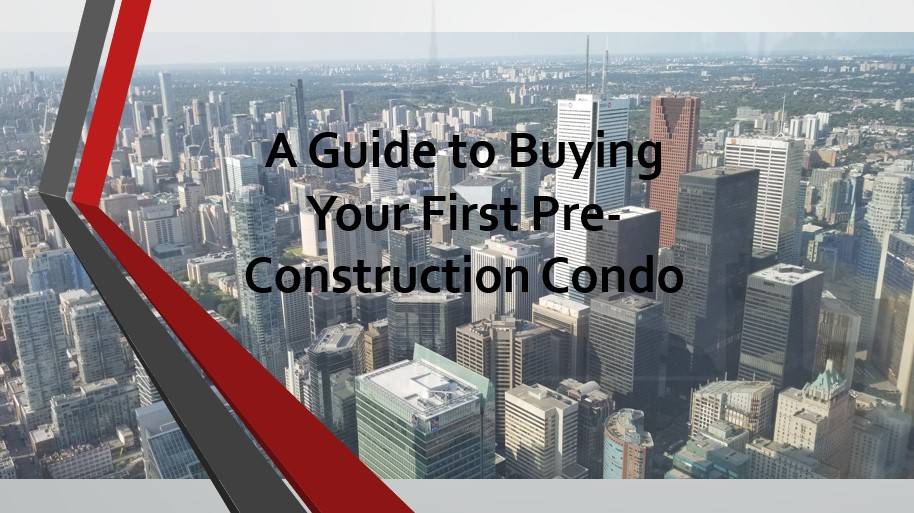 Preconstruction condo Guide