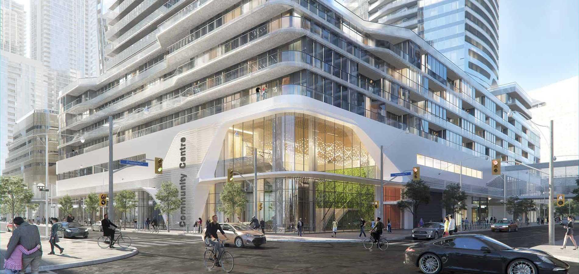SkyTower One Yonge Toronto condos