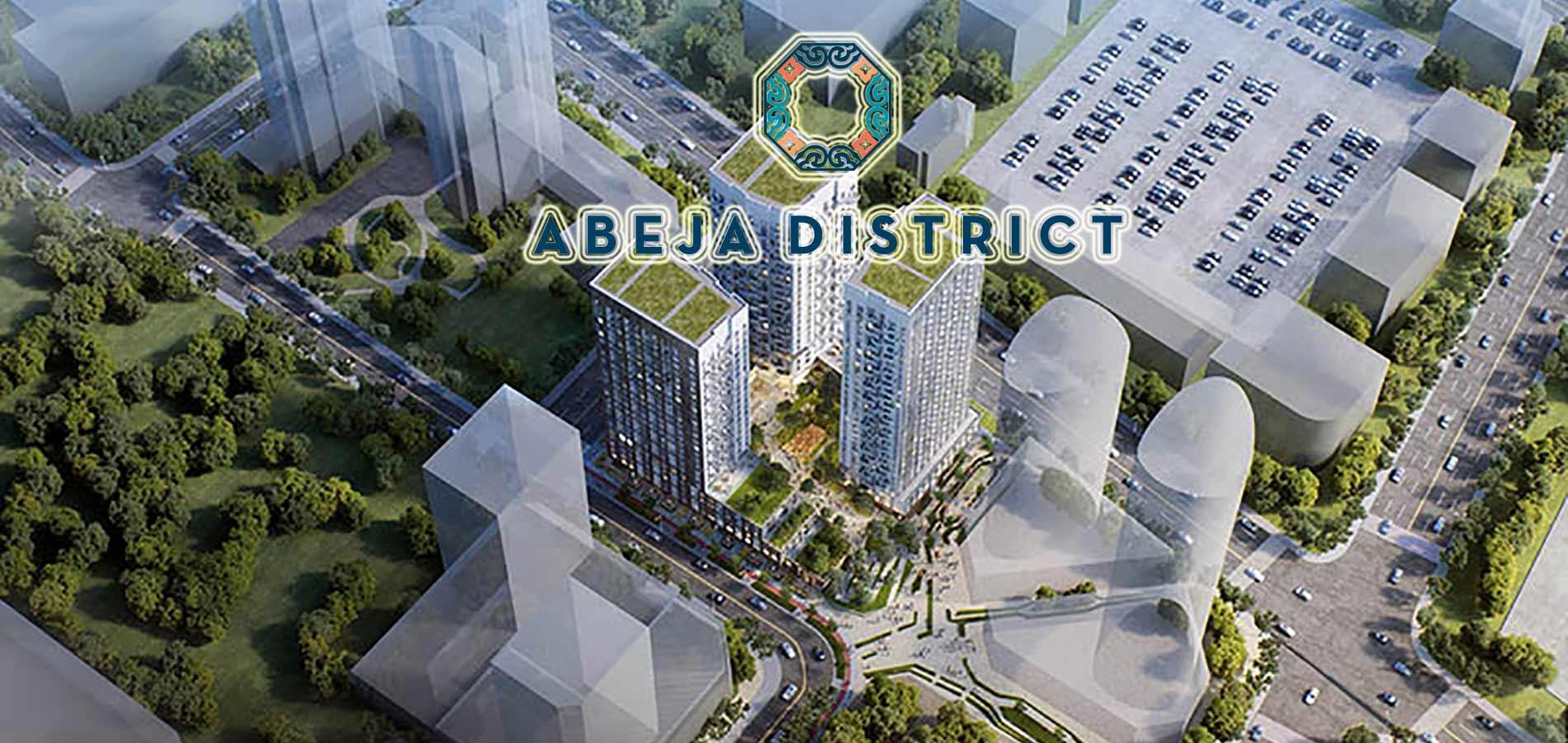 Abeja District condos Vaughan