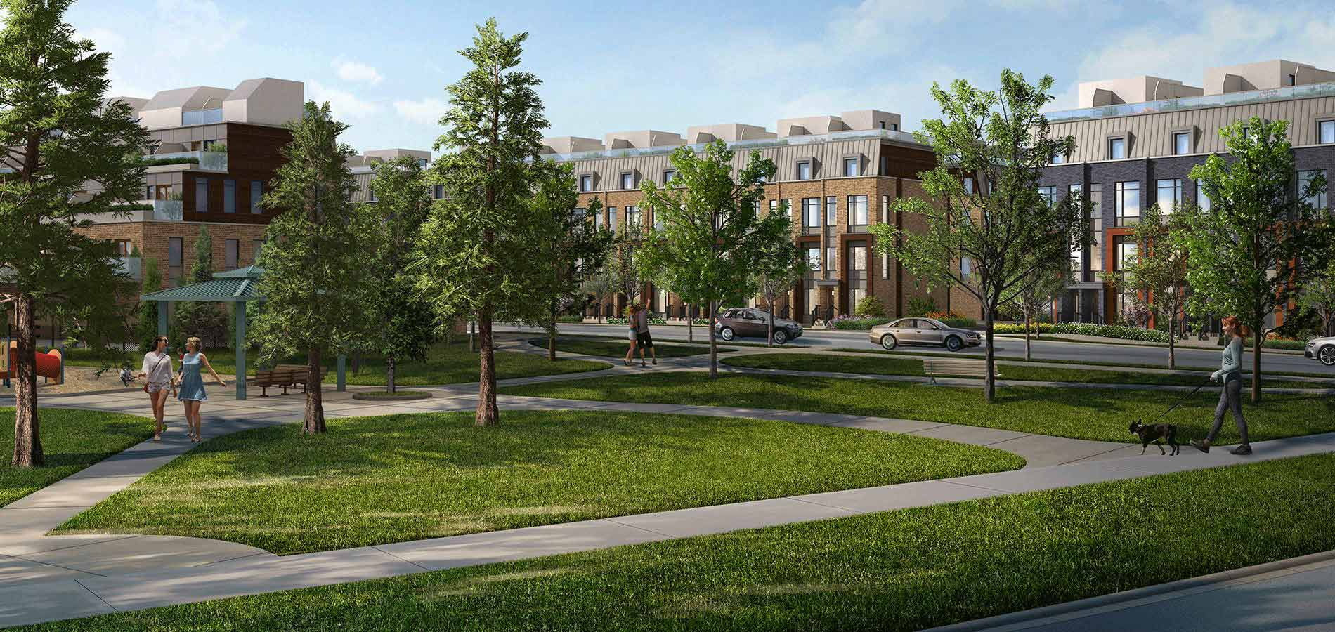 BARTLEY townhomes North York