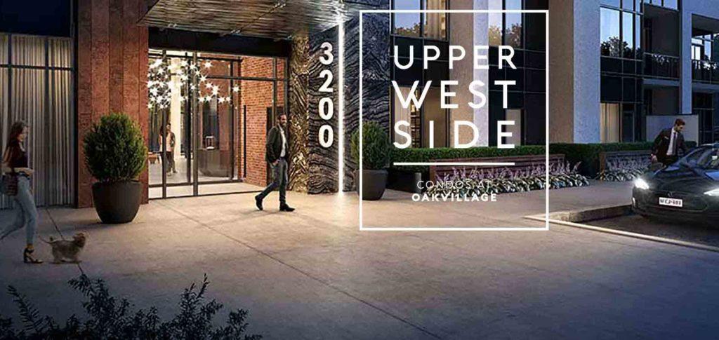 UPPER WEST SIDE Condos North Oakville