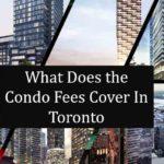 Condo Maintenance Fees In Toronto