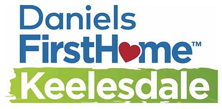 Daniels Firsthome Keelesdale logo