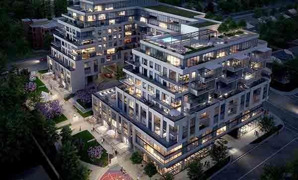 Glenhill condos Toronto