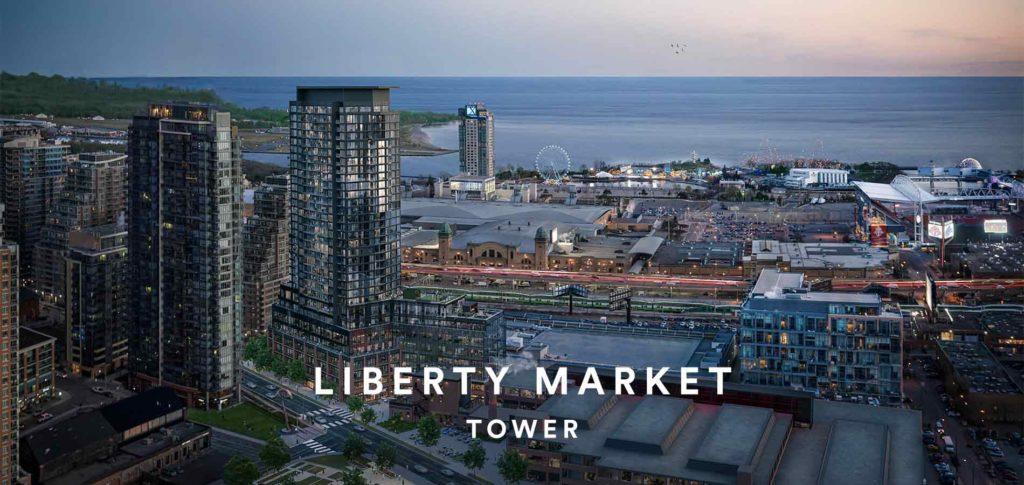 Liberty Market Tower condos