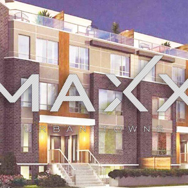 Maxx urban towns Pickering