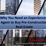 real estate agent for preconstruction