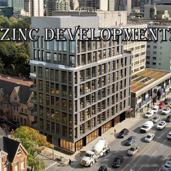 121 Avenue Road condos Zinc Developments