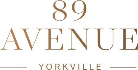 89 Avenue Road condos Toronto logo