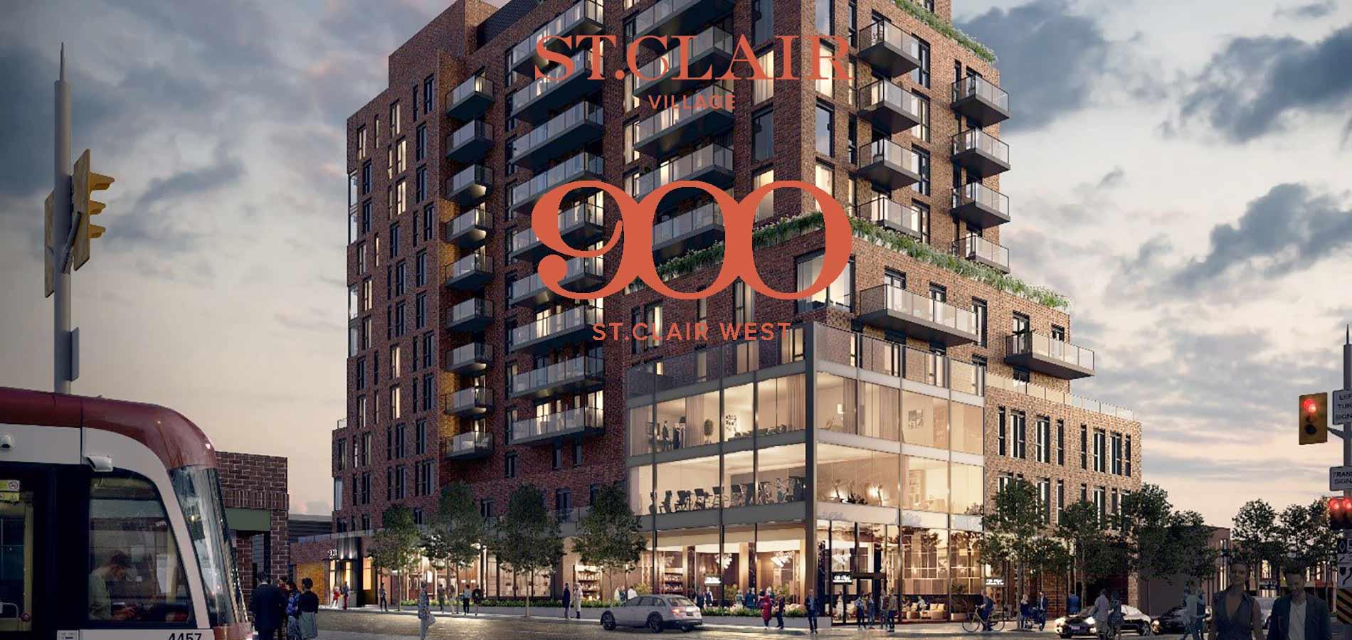 900 Saint Clair Avenue West Condos