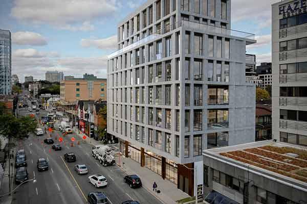 Avenue Road Zinc Developments