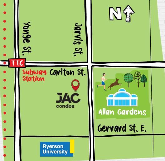 jac condos jarvis and carlton
