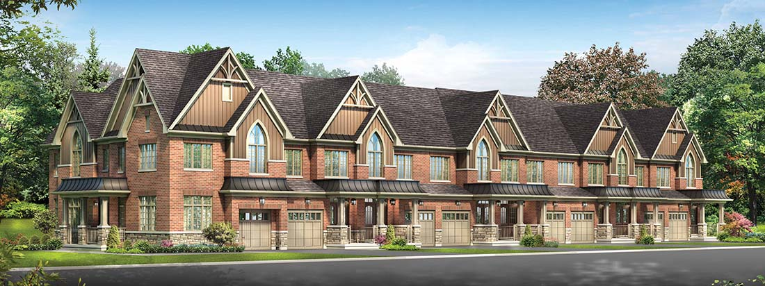 ivy ridgeWhitby new townhomes for sale